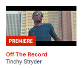 Video: Off The Record, Tinchy Stryder