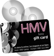 Sixth HMV Gift Card Winner Announced
