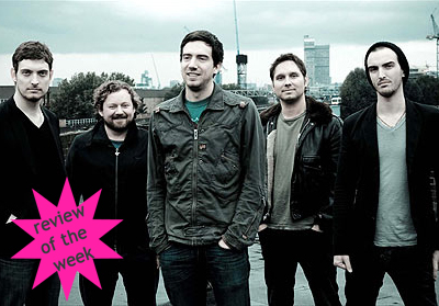 Live Review: Snow Patrol at Nottingham Arena, 1 Feb 2012