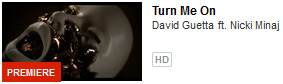 Video: David Guetta ft. Nicki Minaj – Turn Me On