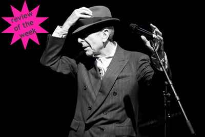 Album Review: Leonard Cohen – Old Ideas