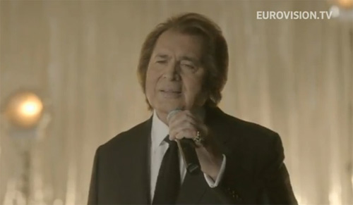 Discuss: Engelbert Humperdinck's Eurovision Entry
