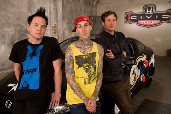 Student Music Review: Blink 182, Live at Birmingham NIA, 7 June 2012
