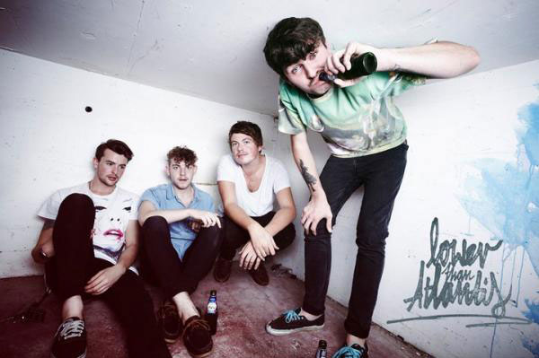 Student Music Review: Lower Than Atlantis - World Record.