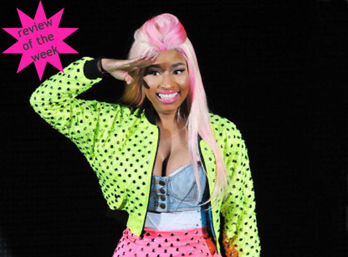 Student Music Review: Nicki Minaj, Birmingham NIA, 26 June 2012