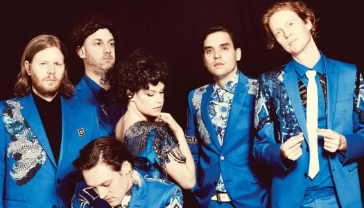 Album Review: Arcade Fire – Everything Now
