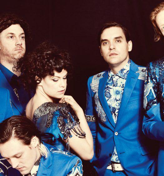 Album Review: Arcade Fire - Everything Now
