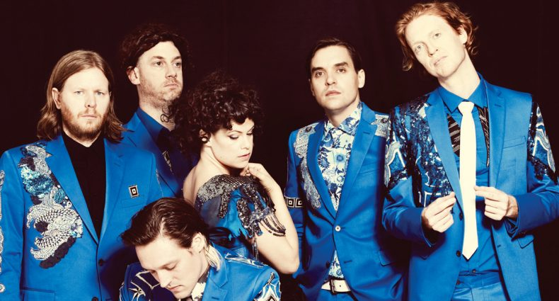 Album Review: Arcade Fire - Everything Now