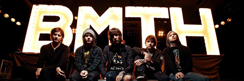 Album Review Bring Me The Horizon Suicide Season