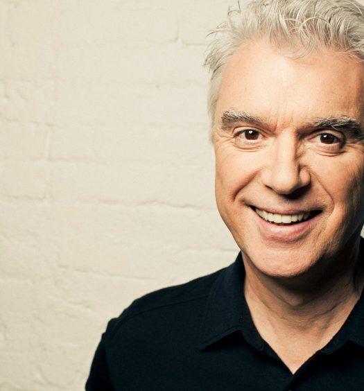 Album Review: David Byrne - David Byrne