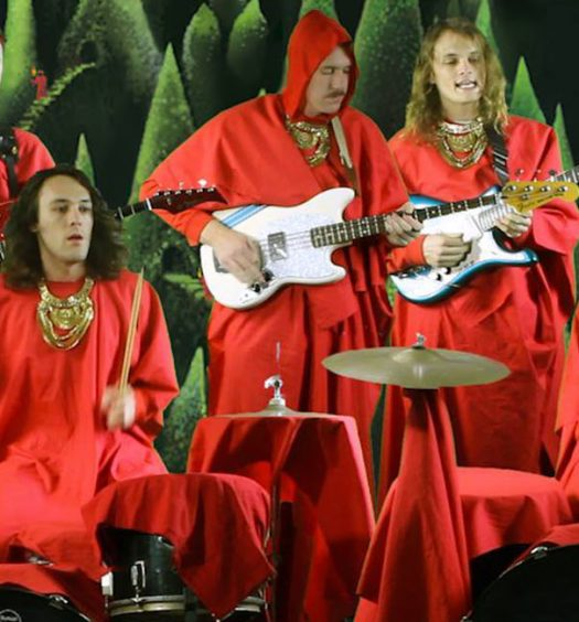 Album Review: King Gizzard & The Lizard Wizard - Flying Microtonal Banana