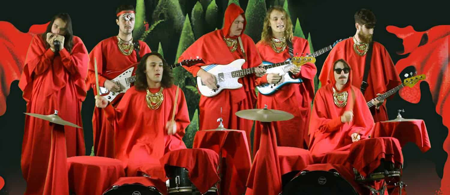 Album Review: King Gizzard & The Lizard Wizard – Flying Microtonal Banana