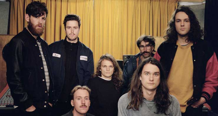 Album Review: King Gizzard & The Lizard Wizard - Sketches of Brunswick East