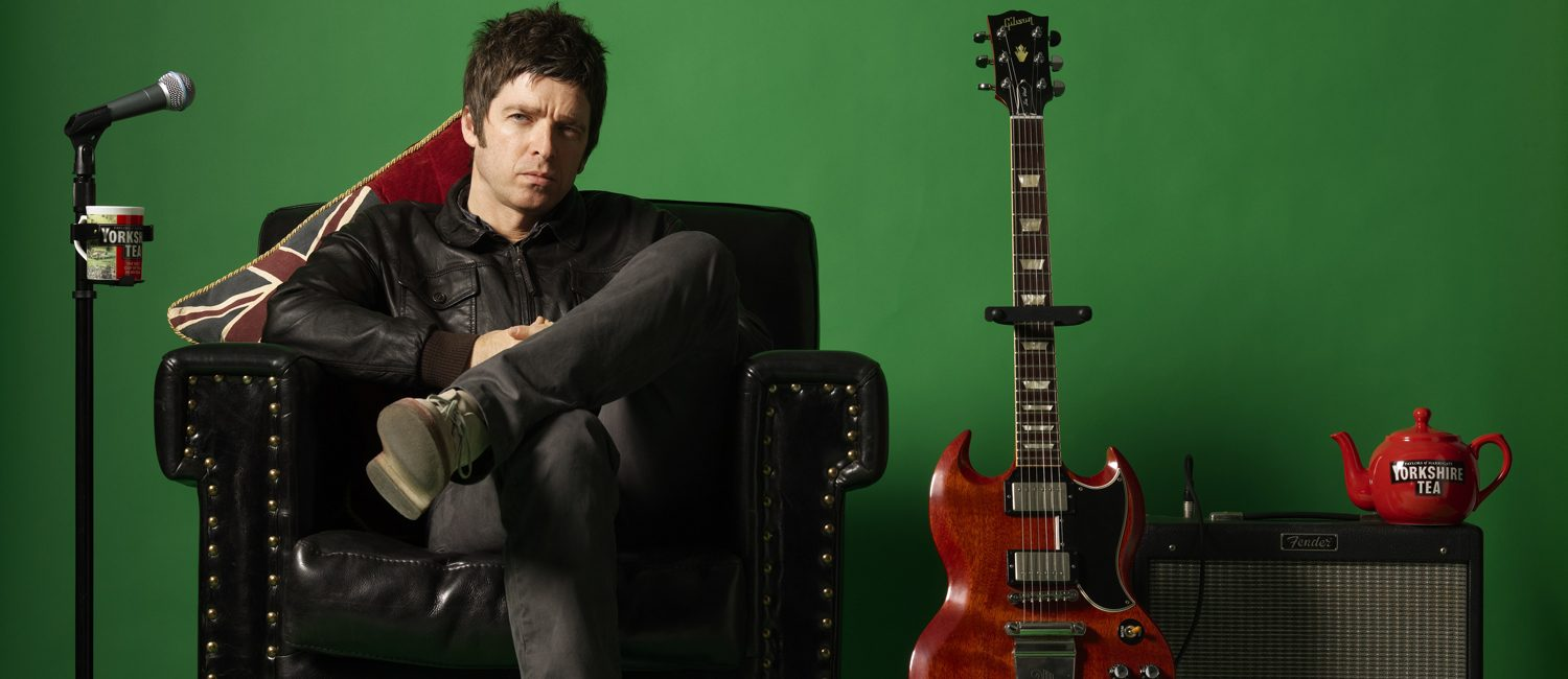 Album Review: Noel Gallagher's High Flying Birds - Who Built the Moon?