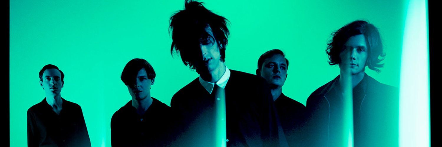 Album Review: The Horrors - Primary Colours