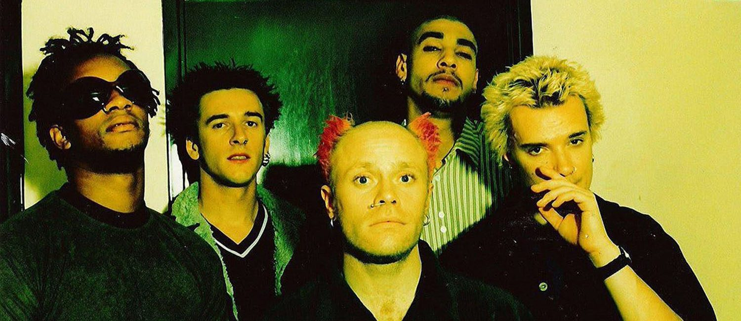 Album Review: The Prodigy - Music For The Jilted Generation