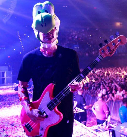 Live Review: Blink 182 – Nottingham Arena, 4 July 2017