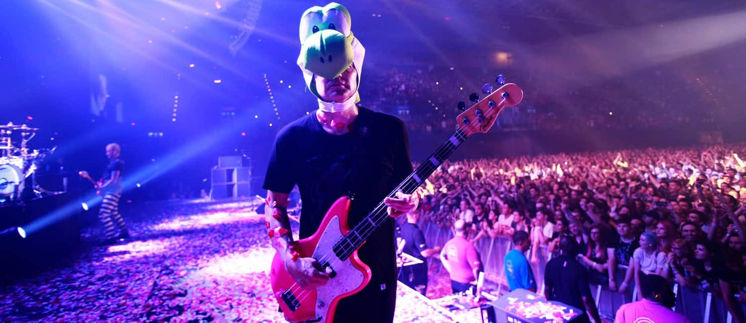 Live Review: Blink 182 – Nottingham Arena, 4 July 2017