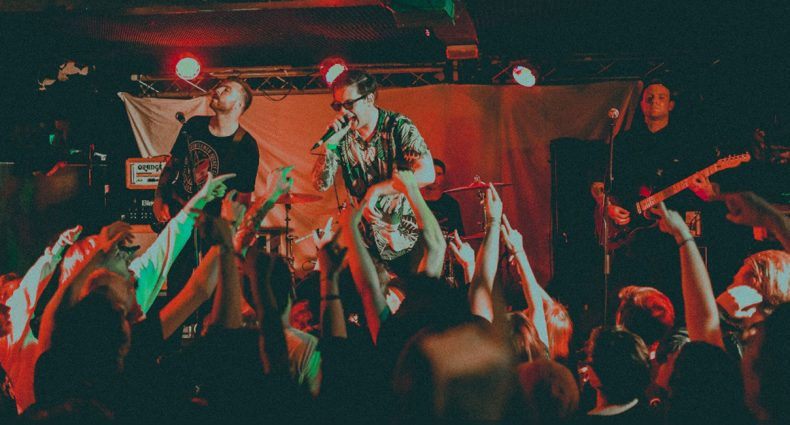 Live Review: Seaway, Woes + Lizzy Farrall @ The Bodega Nottingham, 11 Jan 2018