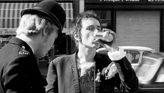 Retrospective: Sex Pistols Indecency Trial, Nottingham, 24 November 1977