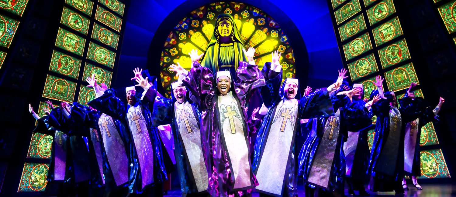 Musical Review: Sister Act - The Musical Theatre Review Sister Act The Musical Nottingham Theatre Royal 25 March 2012