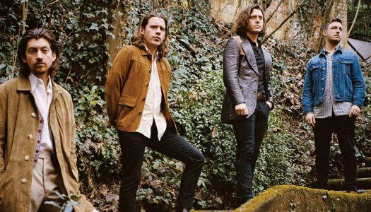 Album Review: Arctic Monkeys – Tranquility Base Hotel + Casino