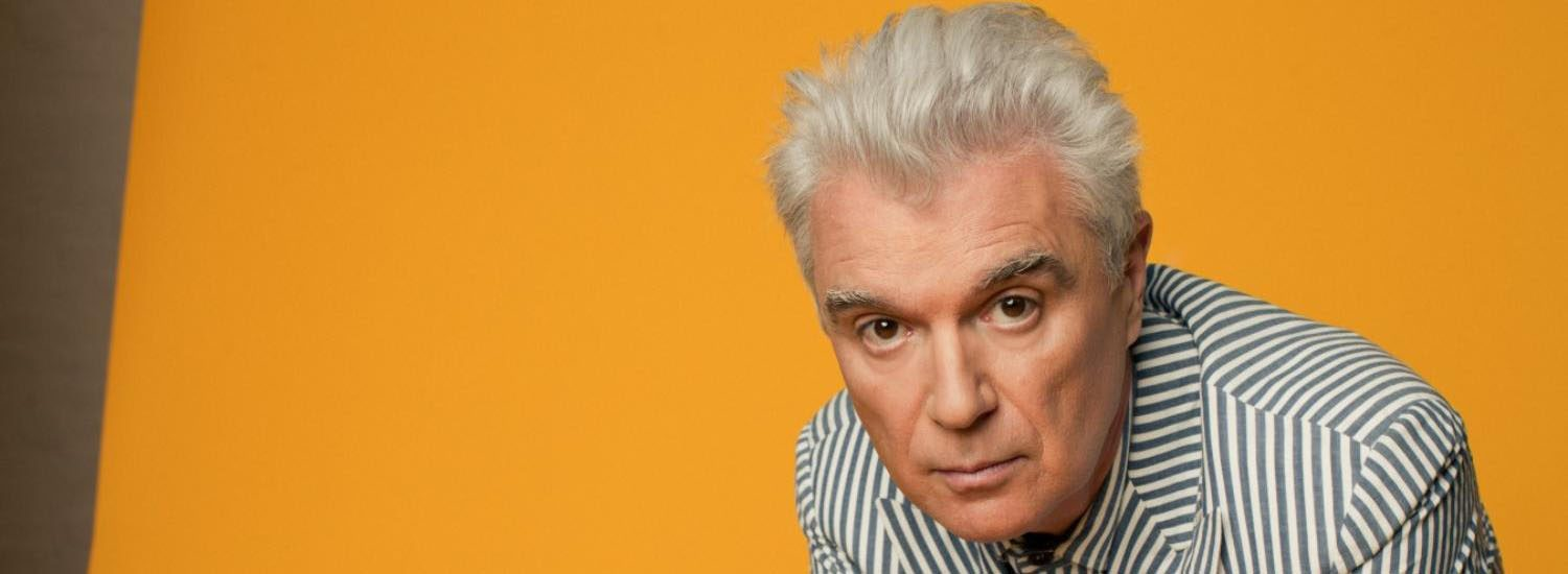 Album Review: David Byrne - Look Into the Eyeball