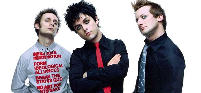 Album Review: Green Day - American Idiot