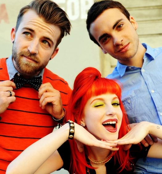 Album Review: Paramore - Brand New Eyes