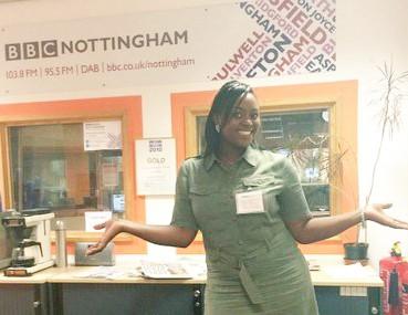 bbc journalist khia lewis todd
