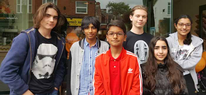 Competition Winners: Leicester's Best Music Reviewer