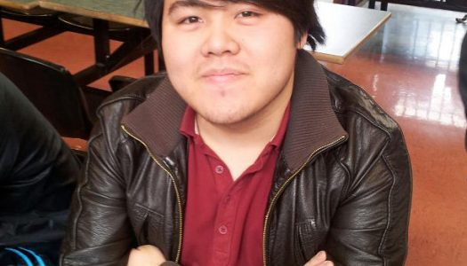 Mark Wong, Music Technology Student