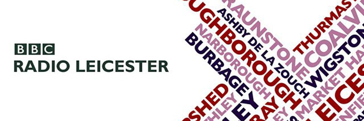 Rockhaq on BBC Radio Leicester 18 April 2019