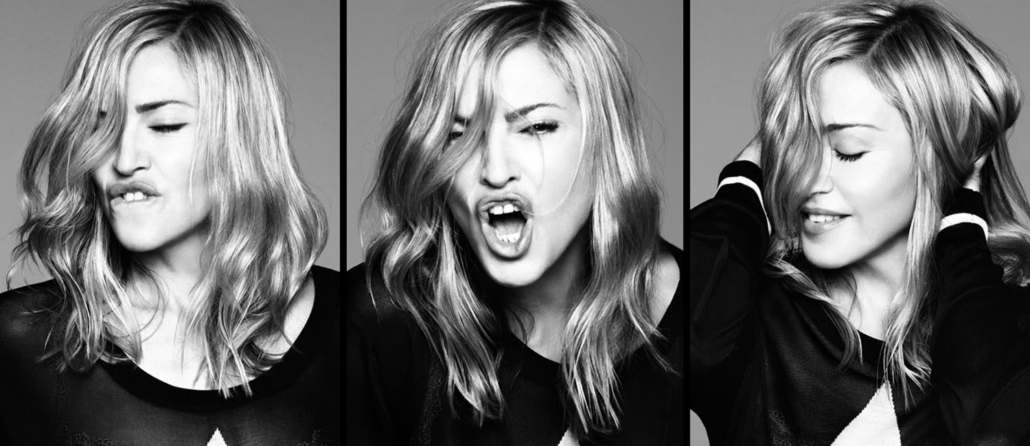 Single Review: Madonna - Give Me All Your Lovin'
