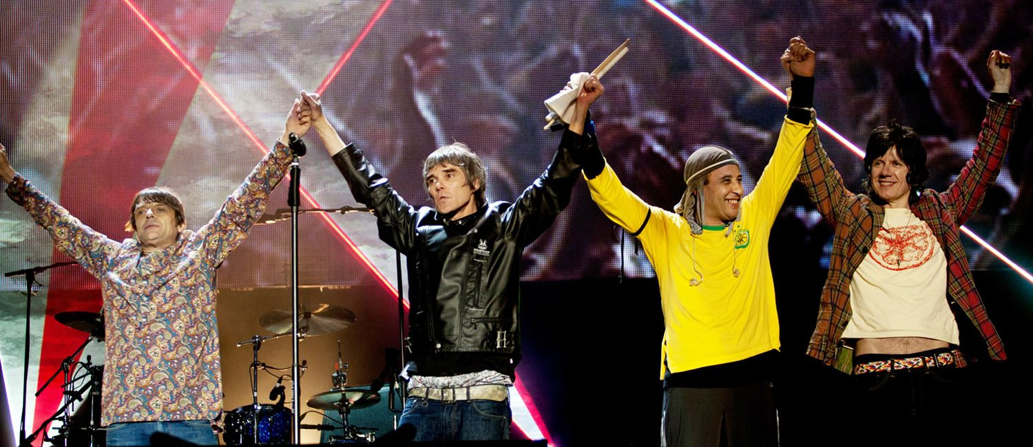Live Review: The Stone Roses - Manchester Heaton Park, 30 June 2012